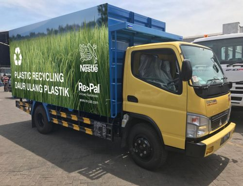 Nestle helping to fund Re>Pal collection