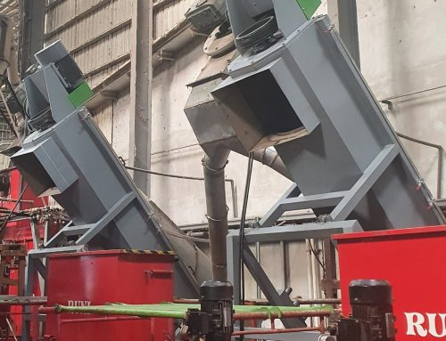 New Friction Washers doubling capacity