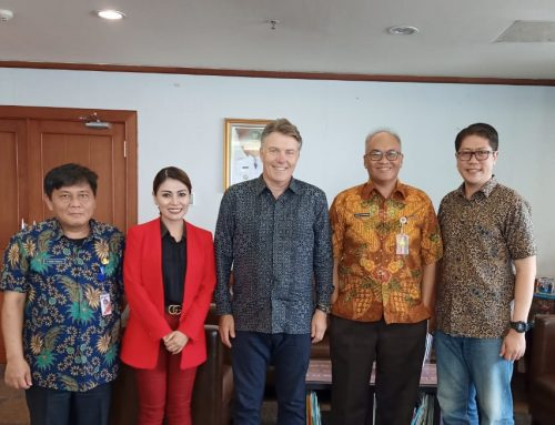 Discussing the 'waste issue' with Jakarta Government Bodies