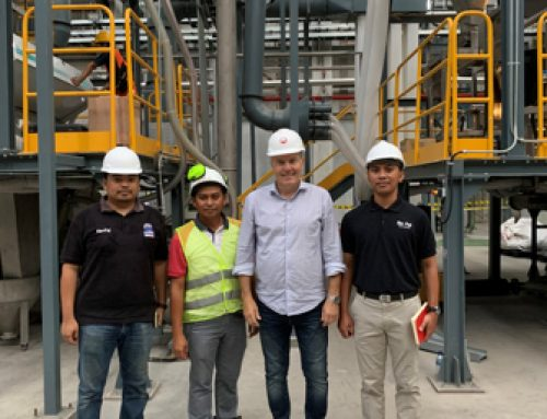 Veolia Services – Recycling in Pasuruan