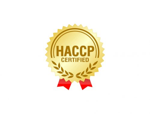 Re>Pal is now HACCP certified!